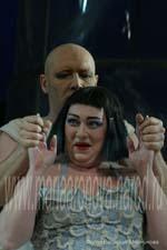 Мария Аронова с Максимом Сухановым