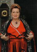 Портрет Марии Ароновой