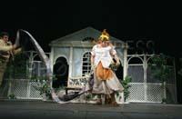 Фото Марии Ароновой со спектакля «Маленькие комедии»