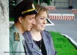 Фото Марии Ароновой из сериала «Солдаты»