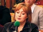 Фото Марии Ароновой из передачи «Театр + ТВ» (Эфир 04.05.07)