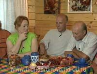 Фото Марии Ароновой: Маша, Евгений и папа Марии